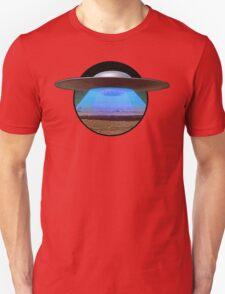 Arriving on Altair IV Unisex T-Shirt