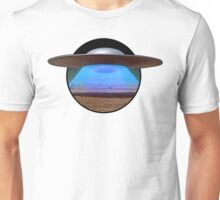 Arriving on Altair IV Unisex T-Shirt