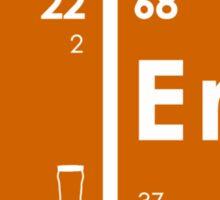 Beer Elements - T shirt Sticker
