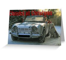 Classics at Christmas Greeting Card