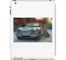 Classics at Christmas iPad Case/Skin