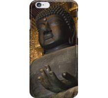 Todaiji Buddha iPhone Case/Skin