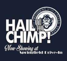 Hail to the Chimp! by inesbot