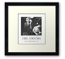 The Smiths  Framed Print