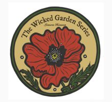 The Wicked Garden Series Logo by Lenora Henson Author