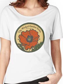 The Wicked Garden Series Logo Women's Relaxed Fit T-Shirt