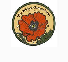 The Wicked Garden Series Logo Womens Fitted T-Shirt