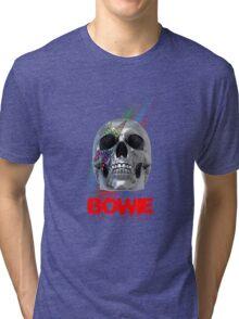 skull  Tri-blend T-Shirt