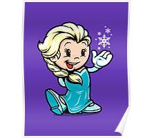 Vintage Elsa Poster