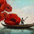 Red Flowers by ChristianSchloe