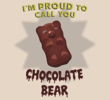 Scrubs - Chocolate Bear by RetroMelon