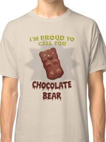 Scrubs - Chocolate Bear Classic T-Shirt