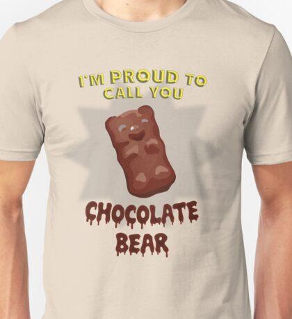Scrubs - Chocolate Bear Unisex T-Shirt
