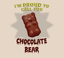 Scrubs - Chocolate Bear Unisex T-Shirt