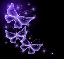 Butterfly by Olga Chetverikova