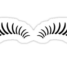 Eye Lashes Sticker