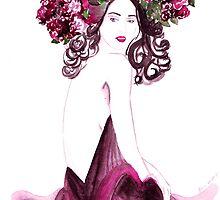 Autumn Lady by FallintoLondon