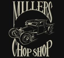 Millers Chop Shop 1929 Ford Pickup by YoPedro