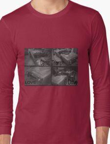 Love, Drive, Classic, Triumph Long Sleeve T-Shirt