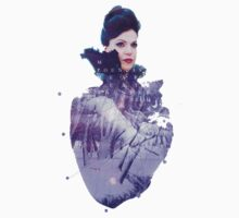 "OUAT - Regina Mills ""The Evil Queen"" by Duha Abdel."