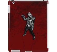 James - Zombie iPad Case/Skin