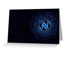 Team Envyus Wallpaper Greeting Card