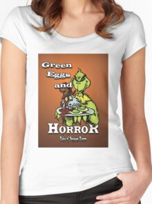 GEaH - Breakfast With Sam Women's Fitted Scoop T-Shirt