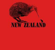 new zealand, kiwi bird Unisex T-Shirt