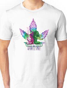 The Green Thumb & Purple Haze Unisex T-Shirt