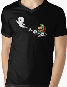 Luigi V Casper Mens V-Neck T-Shirt