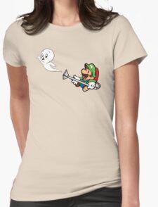 Luigi V Casper Womens Fitted T-Shirt
