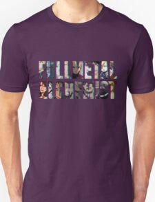 Fullmetal 3D T-Shirt