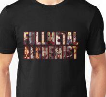 Fullmetal Characters Unisex T-Shirt