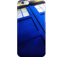 doctor who tardis case iPhone Case/Skin