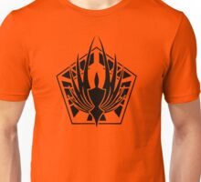BSG Colonial Fleet Logo Unisex T-Shirt