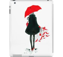 Christmas in Town iPad Case/Skin