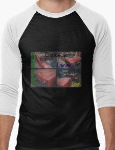 Classics, Restore, Love, Drive Men's Baseball ¾ T-Shirt