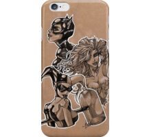 Gotham Girls iPhone Case/Skin