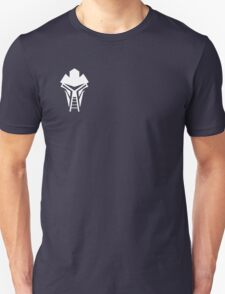Cylon Mask Small Logo T-Shirt