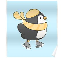 minu, the penguin Poster