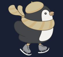 minu, the penguin One Piece - Short Sleeve