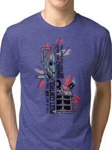 Enemies Tri-blend T-Shirt