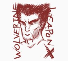 Wolverine Weapon X by VictoriousG