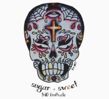 510 - Sugar Skull Fruitvale by BonyHomi