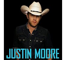 justin moore Photographic Print