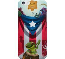 La Bandera iPhone Case/Skin