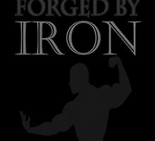 Forged By Iron by skyhimonkey