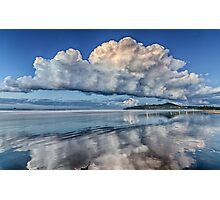 The Long White Cloud 2 Photographic Print