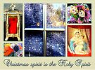 Christmas spirit is the Holy Spirit by ©The Creative  Minds