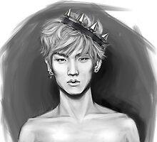Prince Kibum by NIQELS